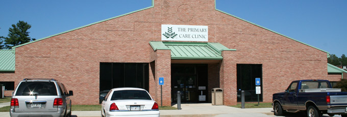 NGPG Primary Care Clinic at the Hall County Health Department