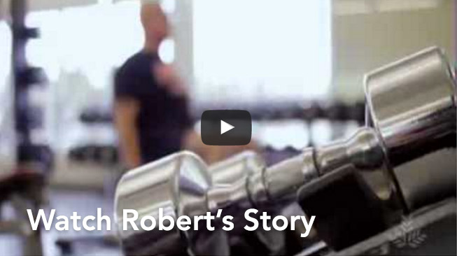 Robert's Story - Weight Loss
